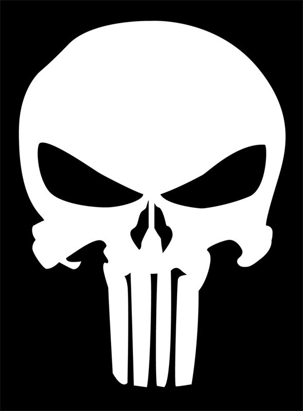 590x800 Punisher By Estesgraphics