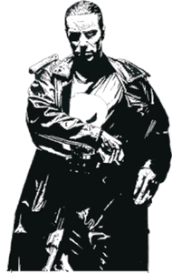 190x300 The Punisher Logo Vector (.eps) Free Download