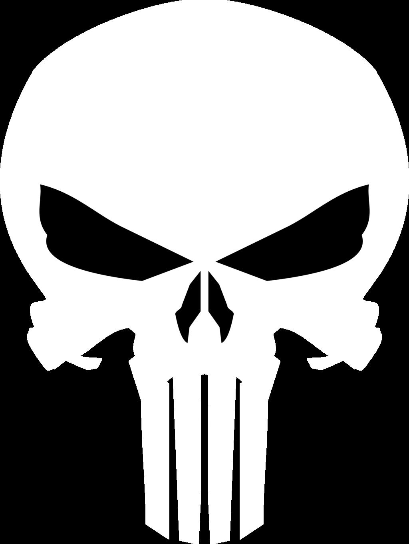 1024x1365 Collection Of Free Vector Skulls Punisher. Download On Ubisafe