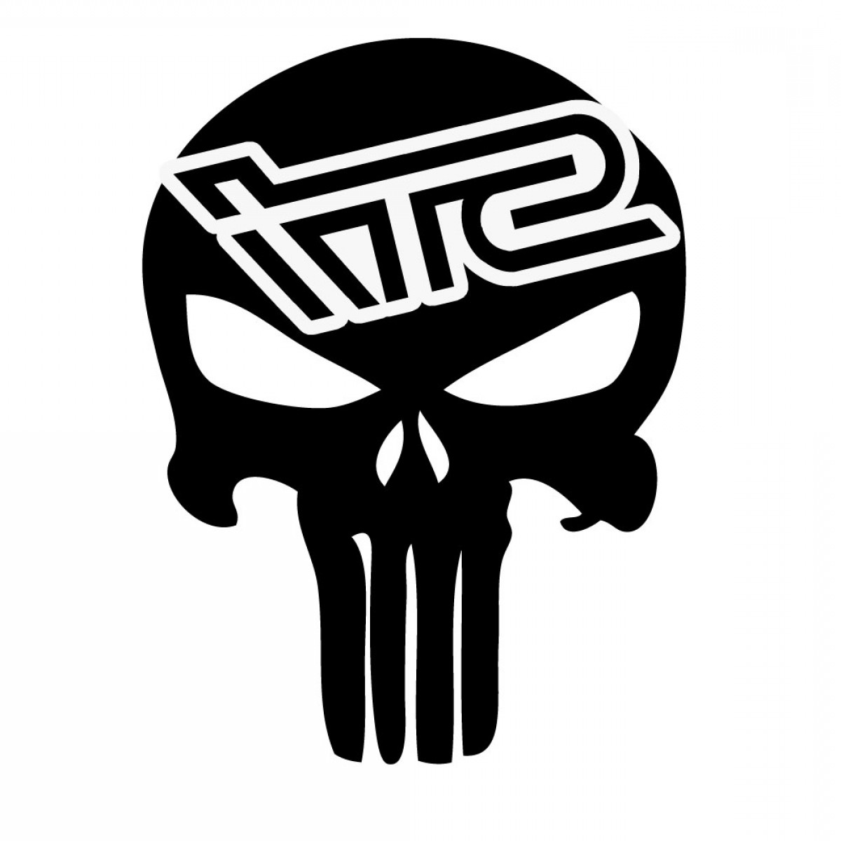 1200x1200 Jeep Punisher Skull Decals Funny Decals For Your Car Jeep