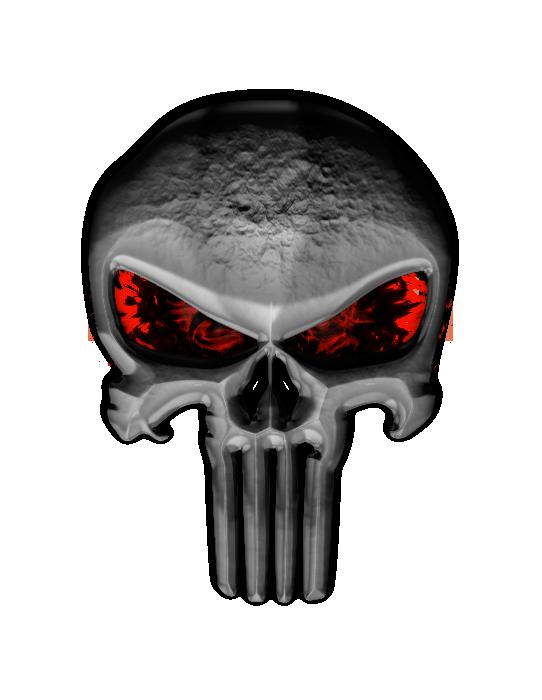 542x700 Punisher Png Logo