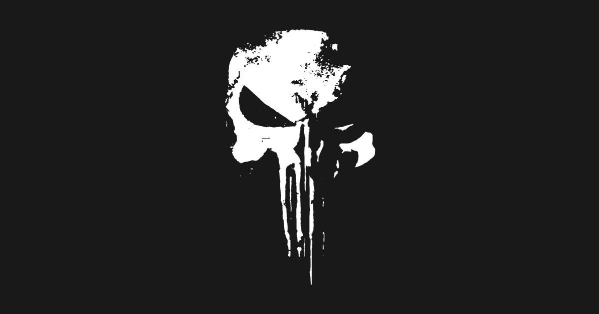 1200x630 Punisher Skull Vector Graphics