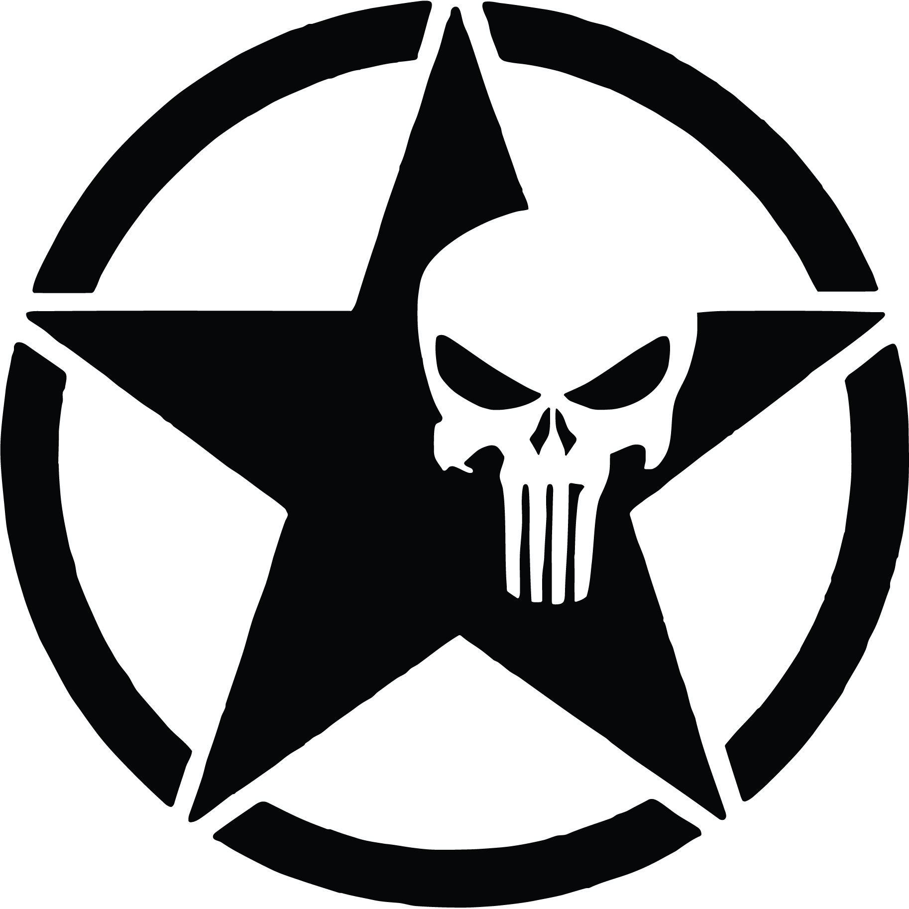 1826x1826 Collection Of Free Punisher Drawing Simple. Download On Ubisafe