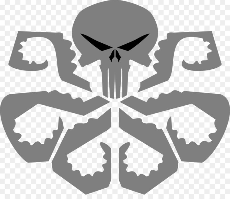 900x780 Download Punisher Hydra Iron Man Logo Venom Vector