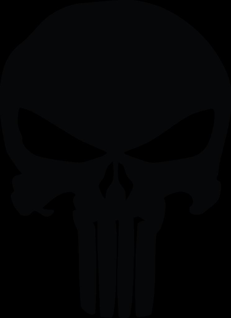 744x1024 15 Skulls Transparent Punisher For Free Download On Mbtskoudsalg