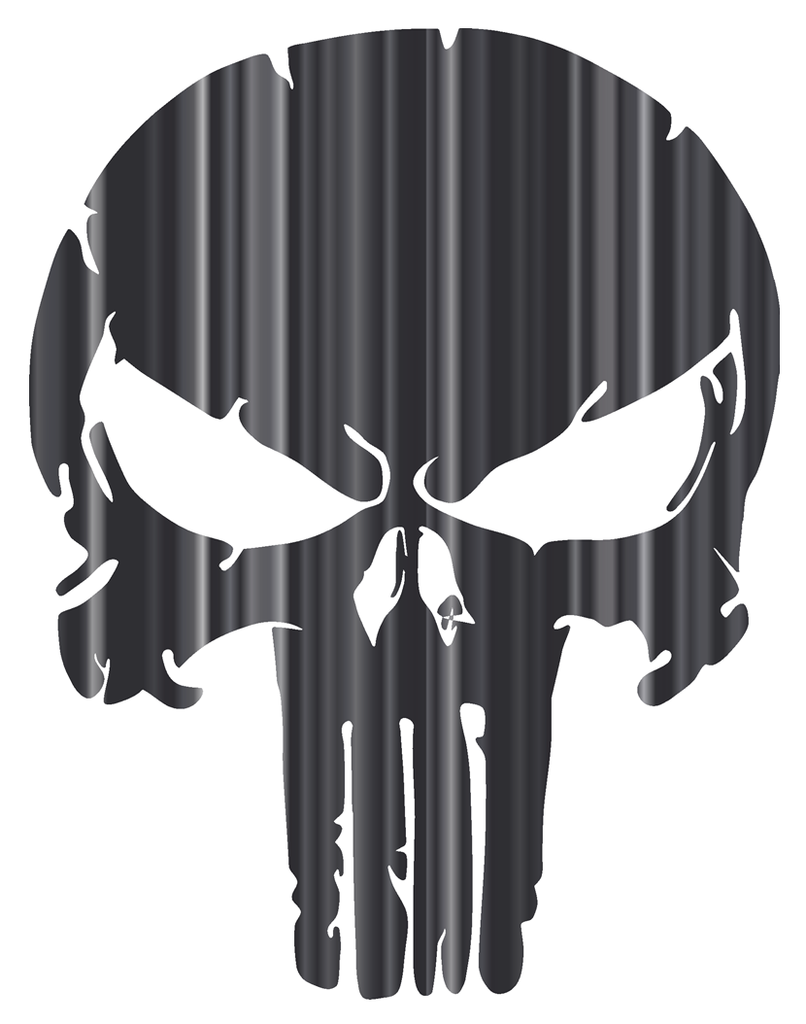 806x1024 Punisher Distressed, Digital Vector Files, Instant Download For