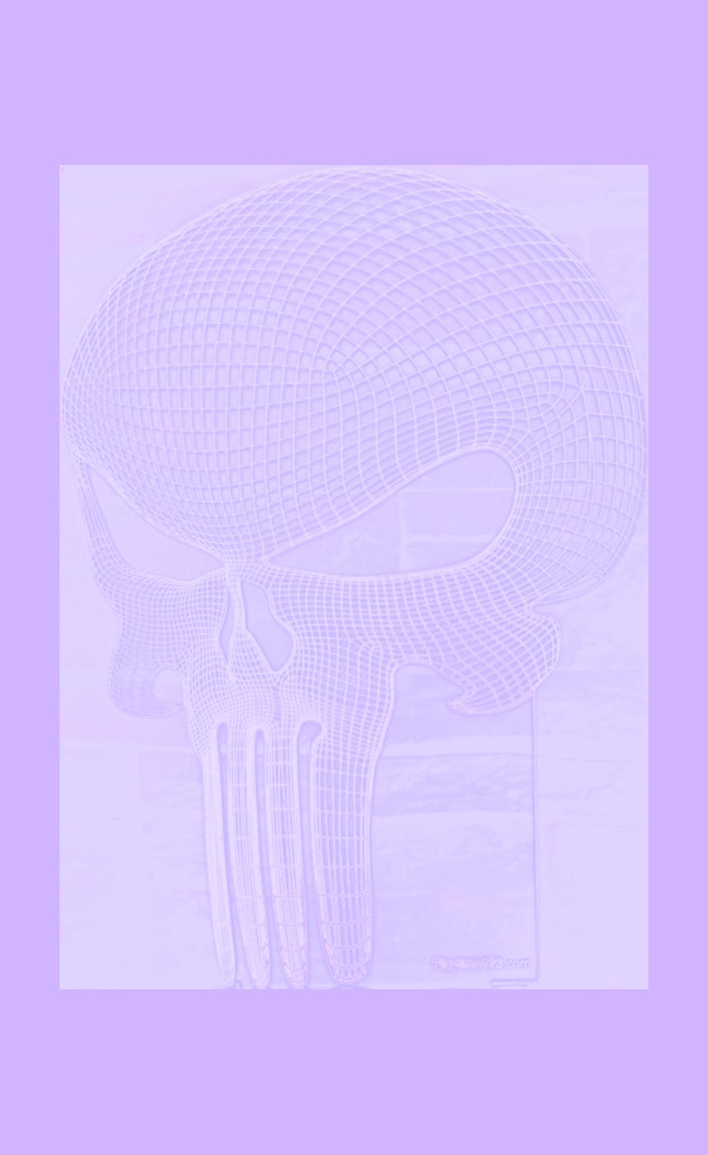 1022x1666 Punisher Vectors Lilac By Dunedrifter