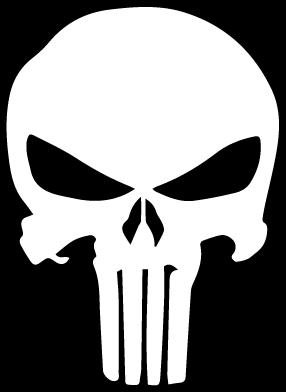 286x392 19 Punisher Vector Superhero Huge Freebie! Download For Powerpoint