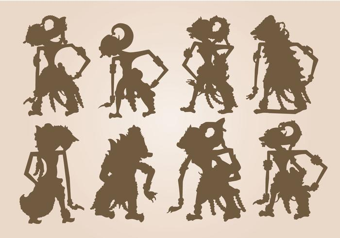 700x490 Free Shadow Puppet Vector
