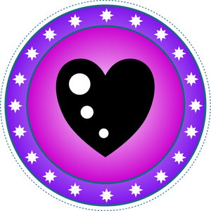 Purple Heart Medal Vector