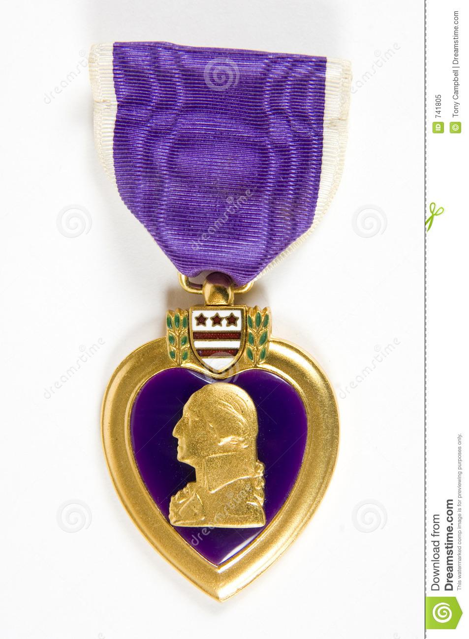 953x1300 Purple Heart Medal
