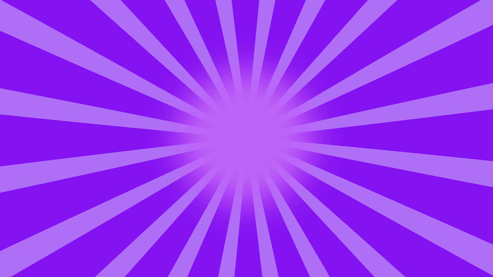 1920x1080 Purple Burst Vector Background. Comic Background With Space For