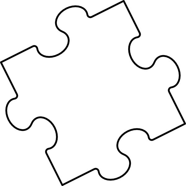 600x600 Puzzle Piece Vector Free Download 10 Best Puzzle Images On