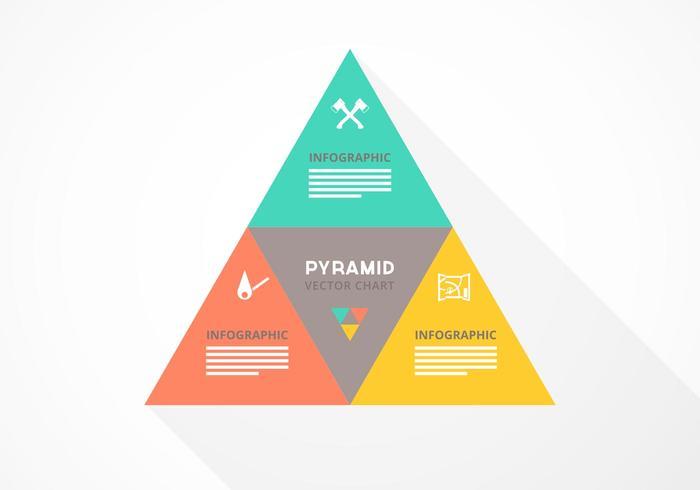 700x490 Free Pyramid Chart Vector