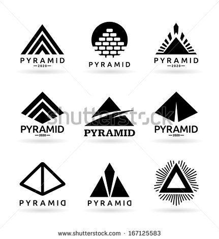 431x470 Image Result For Pyramid Vector Icones Muito Fofinhos