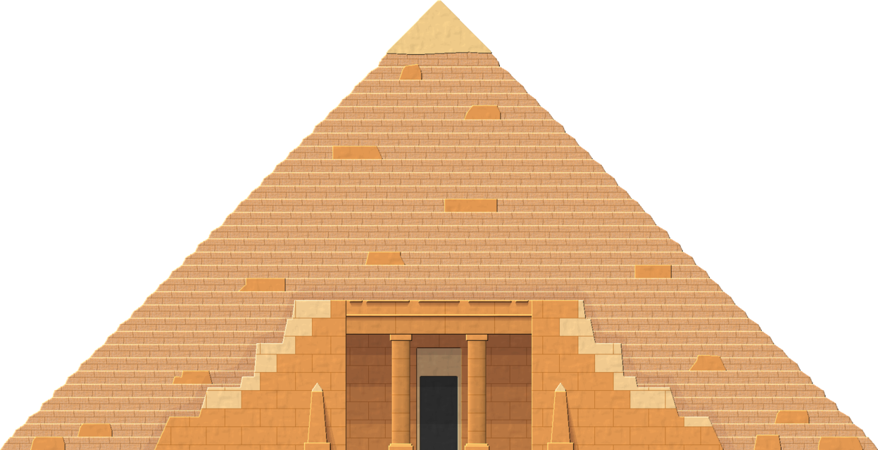 Pyramid Vector Free