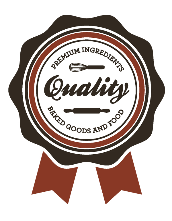 600x769 Free Vector Bakery Logos And Label Vector Graphic Design Junction