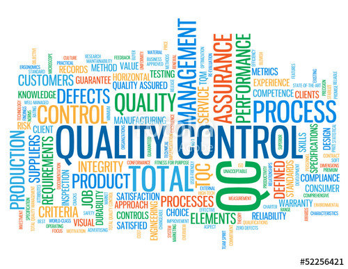500x387 Quality Control Tag Cloud (Total Quality Management Standards