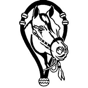 Quarter Horse Vector