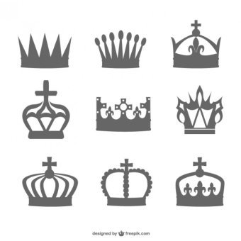 Queen Crown Vector Free Download