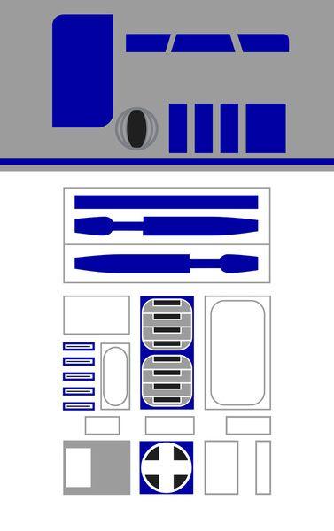377x600 Star Wars R2d2 Vector Art Print Star Wars Badassery