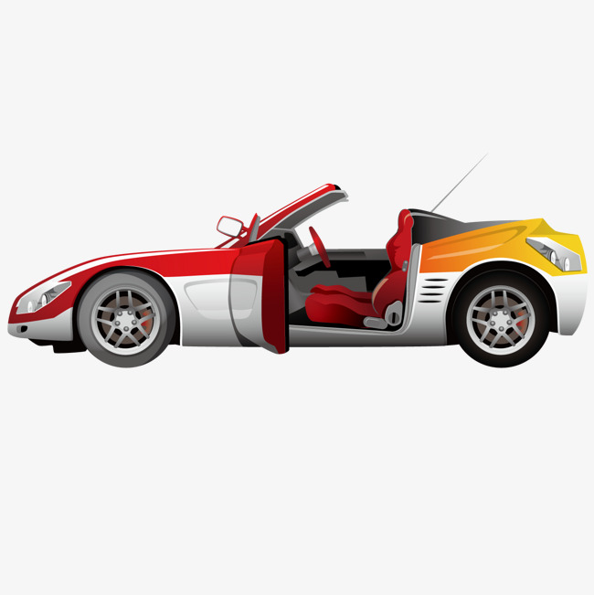 650x651 Exquisite Racing Car, Racing Vector, Car Vector, Fine Png And