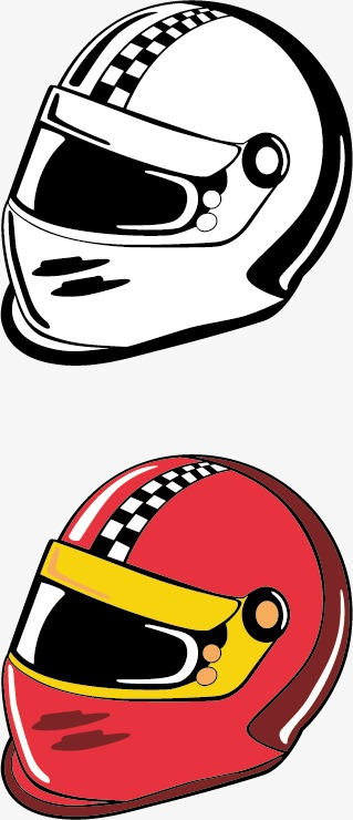 319x740 Hand Painted Racing Helmet Vector, Racing Vector, Helmet Vector