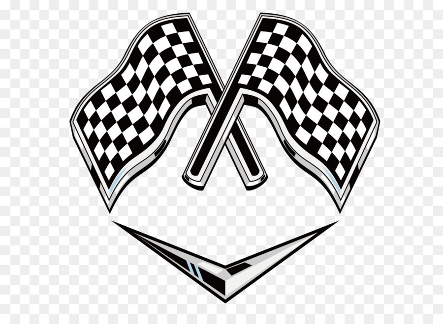 900x660 Racing Flags Auto Racing Logo