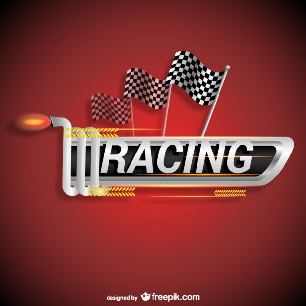 626x626 Racing Logo Vector Free Download