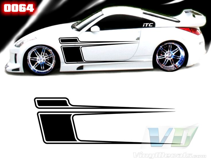 736x559 Racing Stripe Vector 37 Best Racing Stripes Images
