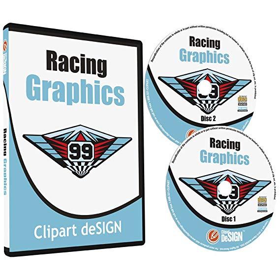 569x569 Racing Graphics Clipart Vinyl Cutter Plotter Race Car