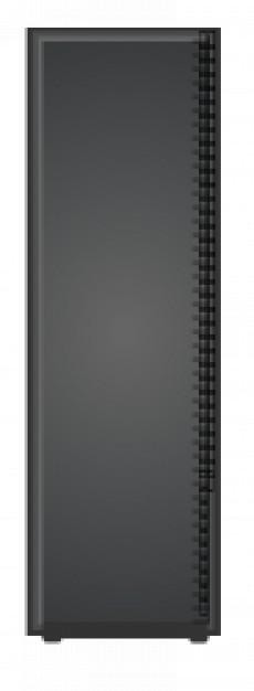 230x626 Server Rack Vector Free Download