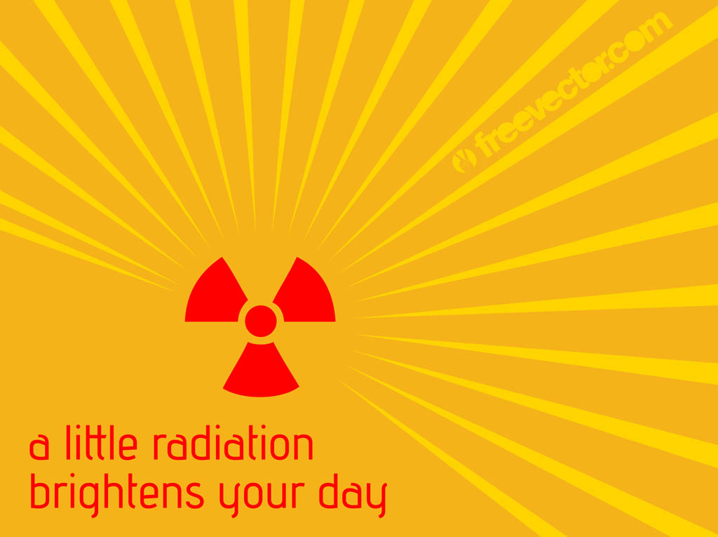 1024x765 Radiation Vector Art Amp Graphics