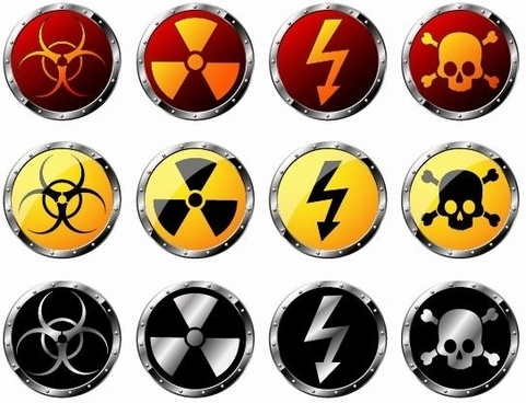 481x368 Radiation Symbol Free Vector Download (22,239 Free Vector) For