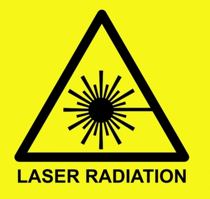 425x403 Free Download Of Laser Radiation Vector Graphics And Illustrations