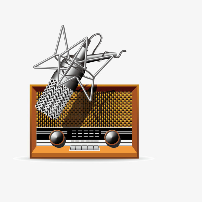 650x651 Radio Microphone, Microphone, Radio, Vector Png And Vector For