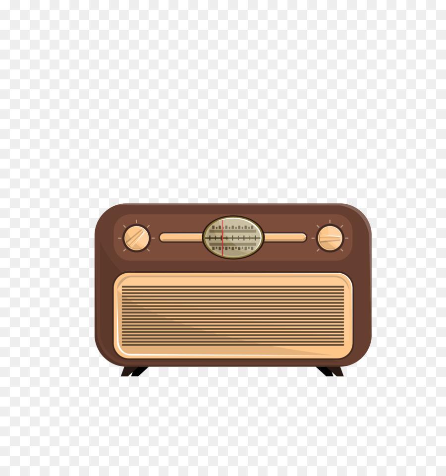 900x960 Radio Microphone Drawing