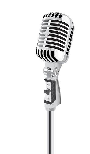 294x500 Radio Microphone Vector Clipart Panda