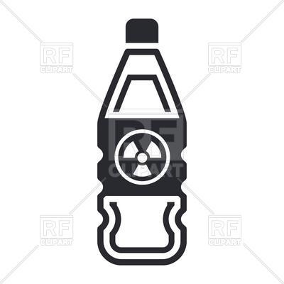 400x400 Nuclear Waste Icon