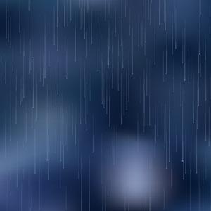 300x300 Night Rain Vector