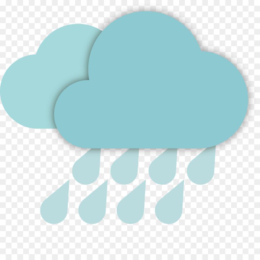 900x900 Rain Weather Forecasting Icon