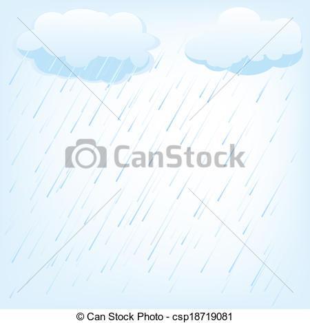 450x469 Rain Background Vector. Rain Vector.