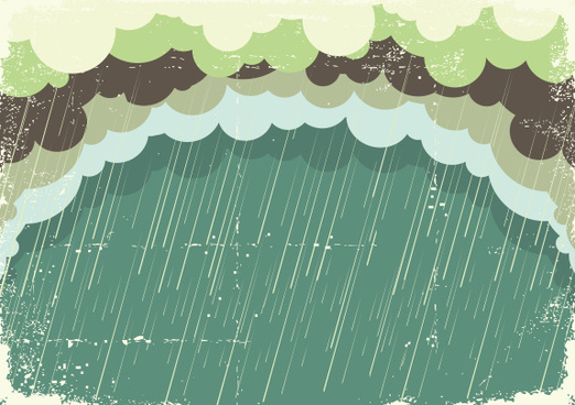522x368 Rain Free Vector Download (397 Free Vector) For Commercial Use