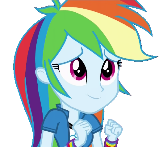 Rainbow Dash Vector