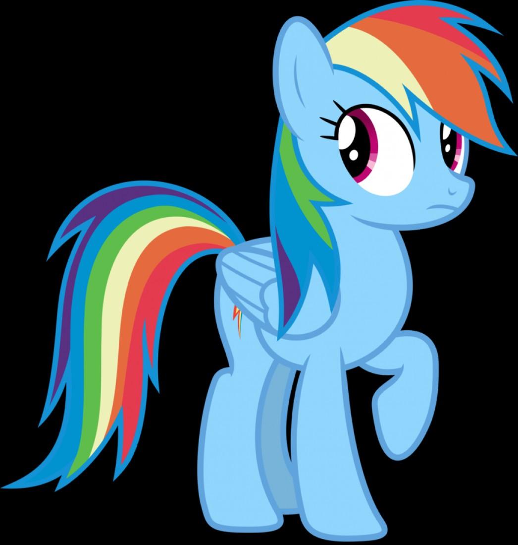 1046x1099 Mlp Fim Rainbow Dash Vector Shopatcloth