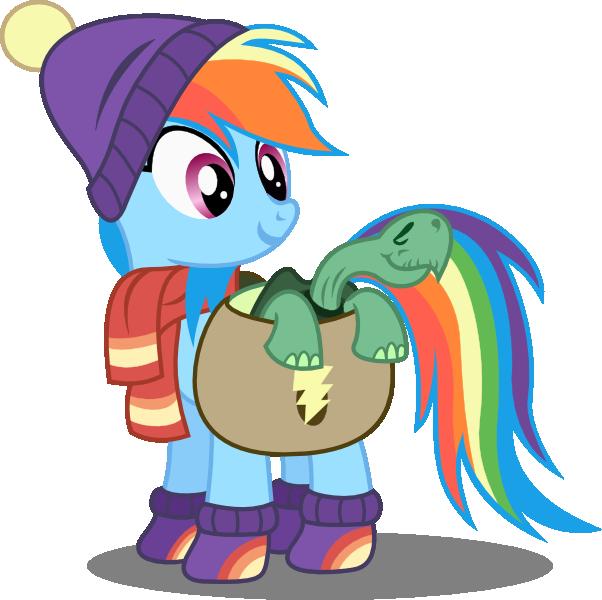 602x600 Rainbow Dash And Tank Vector My Little Pony Friendship Is Magic