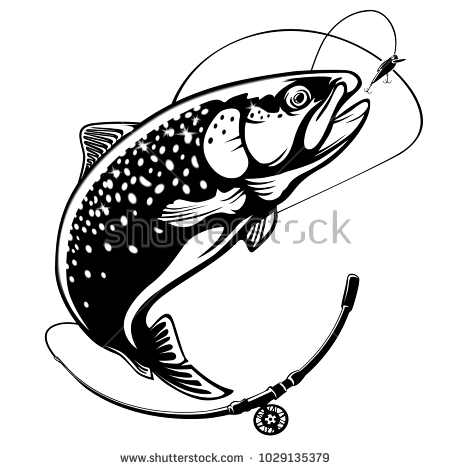 450x470 Collection Of Free Fished Clipart Rainbow Fish. Download On Ubisafe