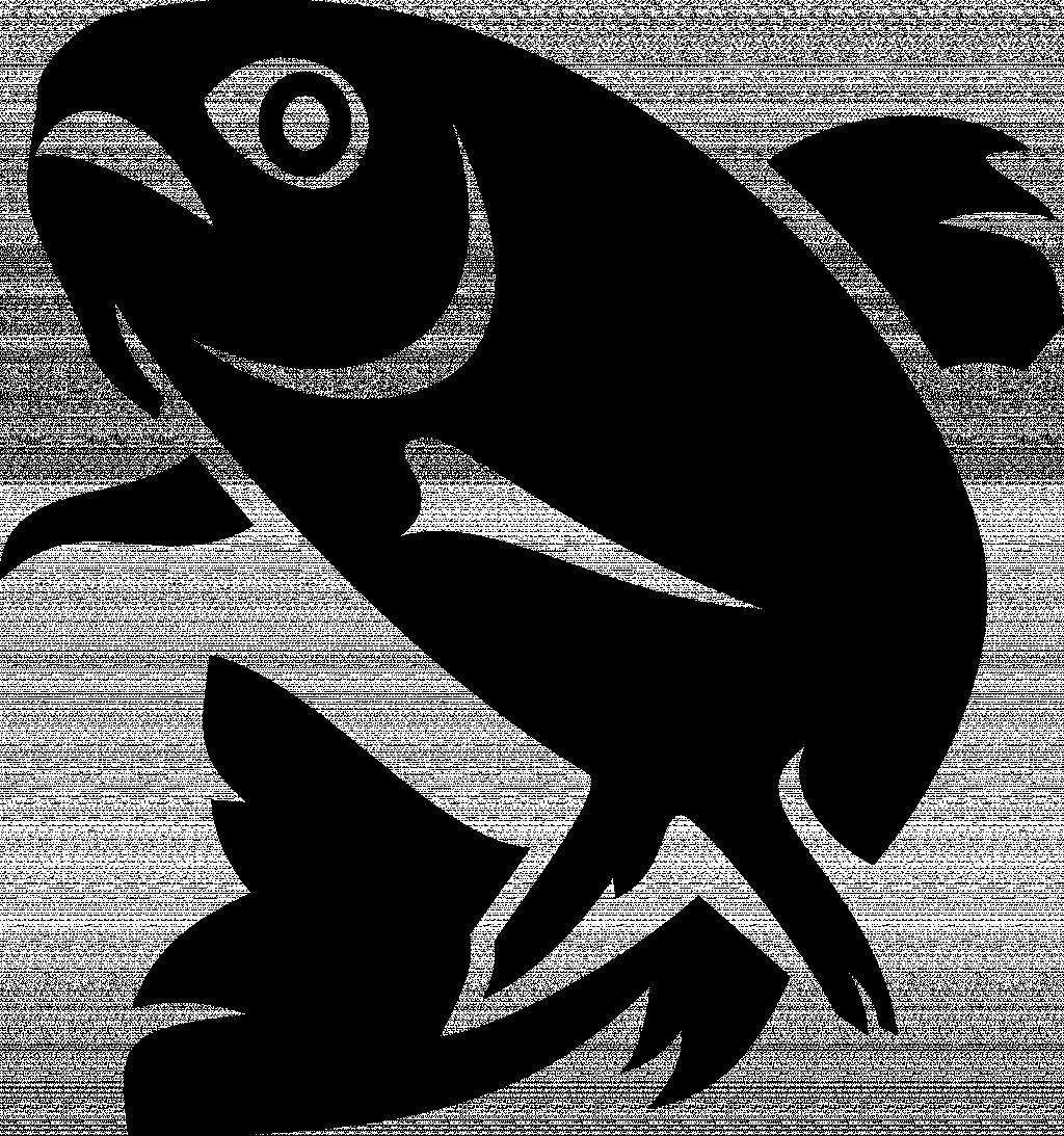 1024x1093 Unique Clipart Rainbow Trout Design Vector Images Stocks And