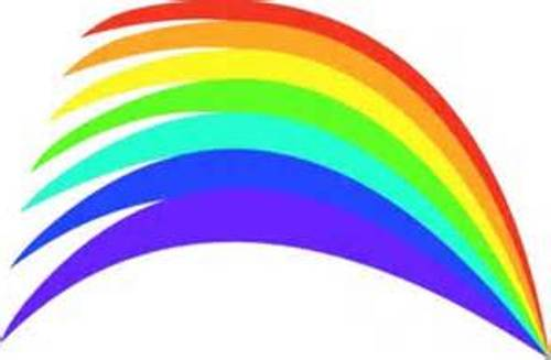 500x327 Rainbow Background Clip Art Vectors Download Free Vector Art 2