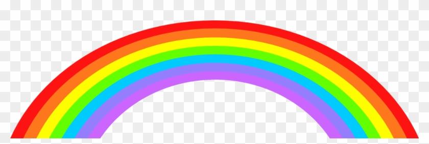 840x282 Rainbow Background Clip Art Vectors Download Free Vector